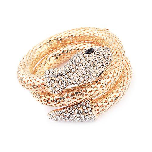 позолоченные сплава циркон змея шаблон браслет Lightinthebox 429.000