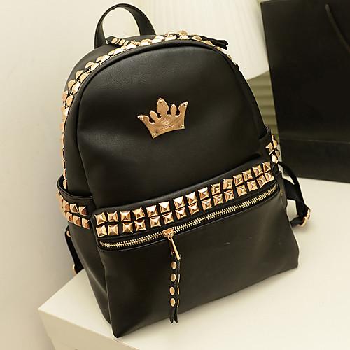 Мода заклепки Большой рюкзак Lightinthebox 1112.000