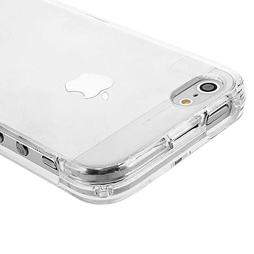 съемные прозрачные ультратонкие полный случае тело для iphone 5/5s Lightinthebox 121.000