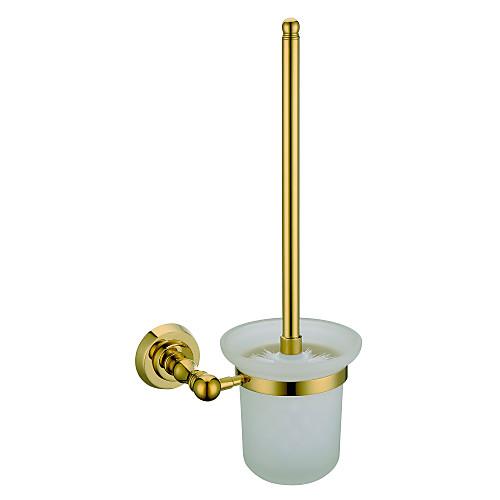 современные ти-PVD настенный держатель туалетной щеткой Lightinthebox 2148.000