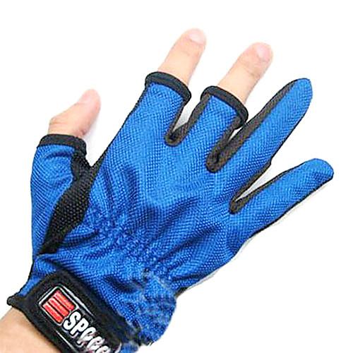 Random Color двумя пальцами Рыбалка Anti-Slip перчатки Lightinthebox 171.000