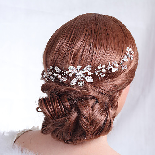 Свадебное украшение для волос со стразами Lightinthebox 901.000