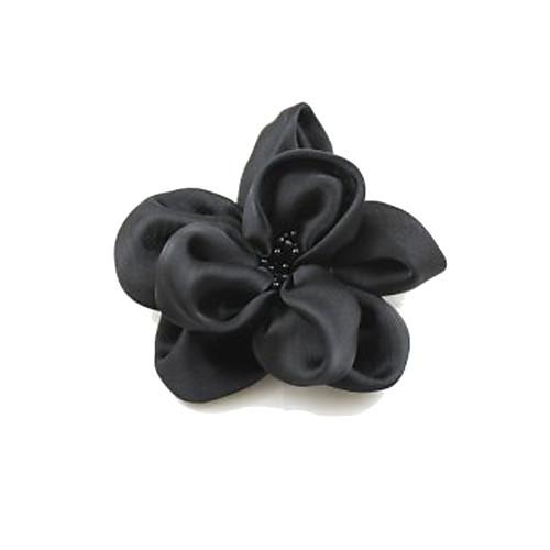 Черный Имитация Pearl Ткань Цветочные Свадебные Брошь Lightinthebox 128.000