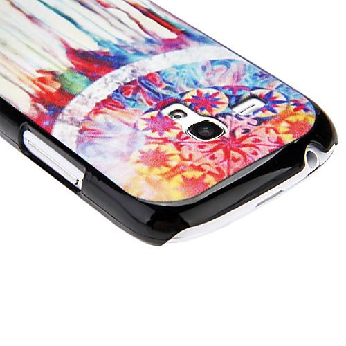 Отображение Pattern Жесткий чехол для Samsung Galaxy I8190 Lightinthebox 128.000