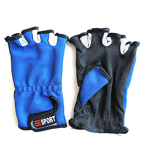 Случайные цвета с короткими Finger Рыбалка Anti-Slip перчатки Lightinthebox 255.000