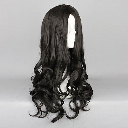 Gyaru Черный 50см Классическая Лолита парик Lightinthebox 1288.000