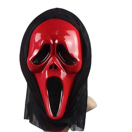 Кричащие красный ПВХ Хэллоуина маски Lightinthebox 214.000