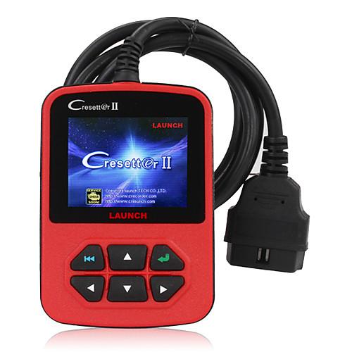диагностический инструмент launch CResetter II масляная лампа сброса инструмент Lightinthebox 5370.000