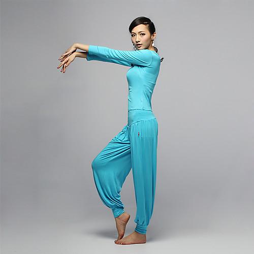 Танцевальная одежда Мода хлопок йога танца дна для дам (другие цвета) Lightinthebox 1503.000