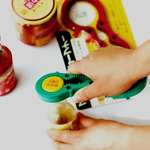 Несколько размер Легкий открывалка Jar Twist (случайный цвет) Lightinthebox 128.000