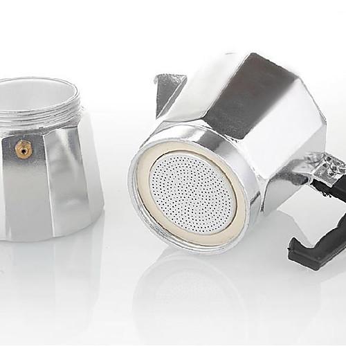 B30 нержавеющей стали 6-чашки Кофеварка Мока Экспресс Lightinthebox 558.000