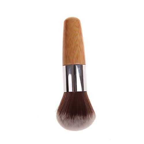 Бамбуковой ручкой круглая щетка Foudation руководителя Lightinthebox 128.000