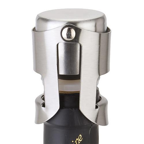 Пробка универсальная из нержавеющей стали для бутылки шампанского или игристого вина Lightinthebox 128.000