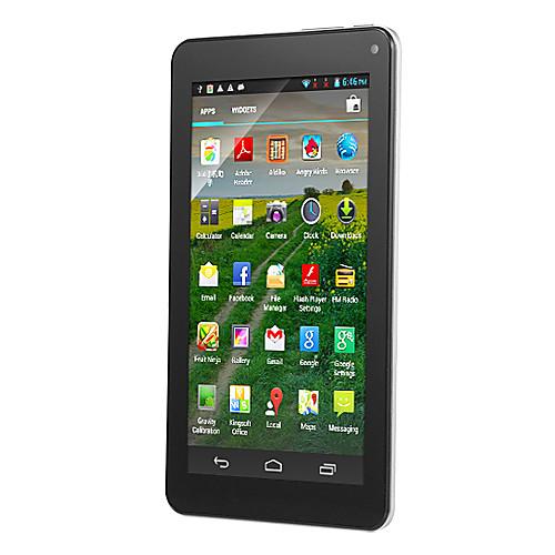 V71 7-дюймовый Android 4.2 планшет 4g ром двухъядерный Двойная камера WIFI HDMI Lightinthebox 1933.000