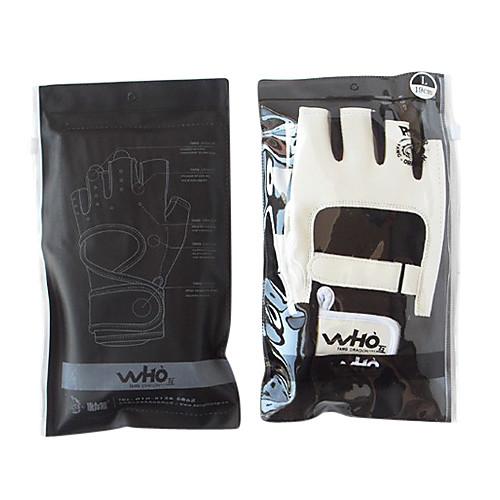 Мужская Расширенные наручи перчатки спорта (белый) Lightinthebox 429.000