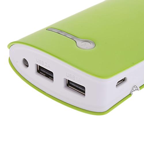10400mAh Power Bank внешняя батарея для iphone4s / 5/5 сек / Ipad / samsungs3 / S4 / S5 / мобильных устройств Lightinthebox 730.000