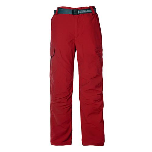 женские быстрые сухие открытые брюки ультрафиолетового устойчивы дышащий Tactel красное вино, хаки, зеленый Lightinthebox 1288.000