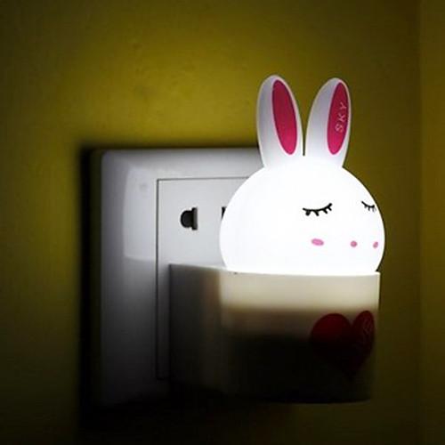 LED-ночник в форме кролика Lightinthebox 300.000