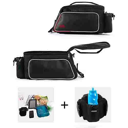 ROSWHEEL полиэстера и полиуретана Текстуры серии Велоспорт Backseat сумка Lightinthebox 1417.000