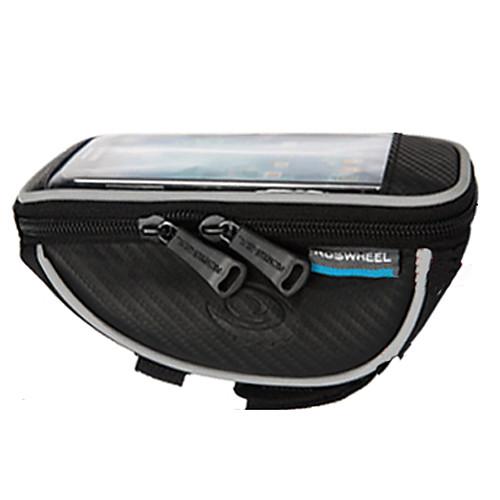 ROSWHEEL ПВХ и полиуретана Текстуры серии Велоспорт сотового телефона сумка для переноски Lightinthebox 558.000