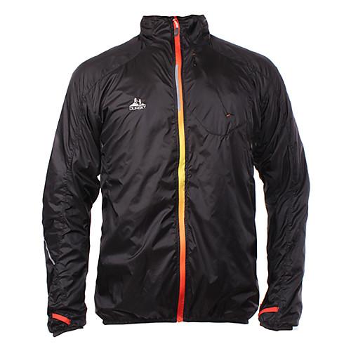 мужская сверхлегкий дождь куртка ветровка ультрафиолетового устойчивы Lightinthebox 987.000