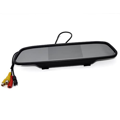 Автомобильное зеркало заднего вида с 4,3-дюймовым TFT-LCD дисплей Резервное копирование парковки с камерой Lightinthebox 2320.000
