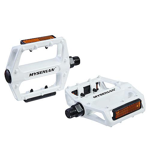 MYSENLAN MTB BMX DH магниевые педали, отражающие свет. Цвета в ассортименте Lightinthebox 730.000