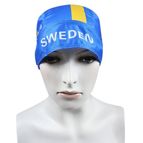 Kooplus2013 Чемпионат Швеции Пиратская-Style Велоспорт платок (средний размер)
