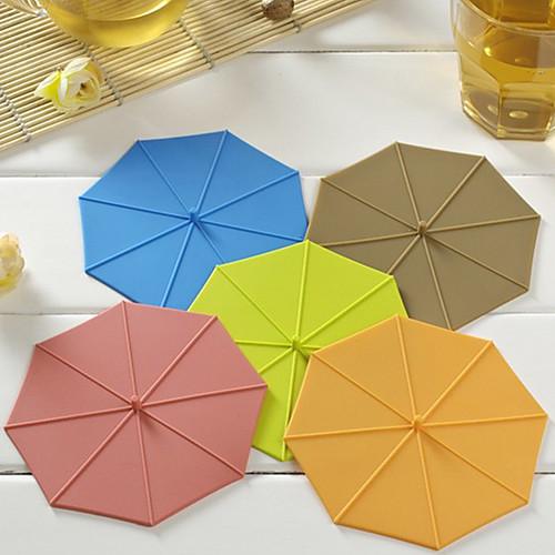 Зонтик силикона формы Кубка Sealer Cove (случайный цвет) Lightinthebox 171.000