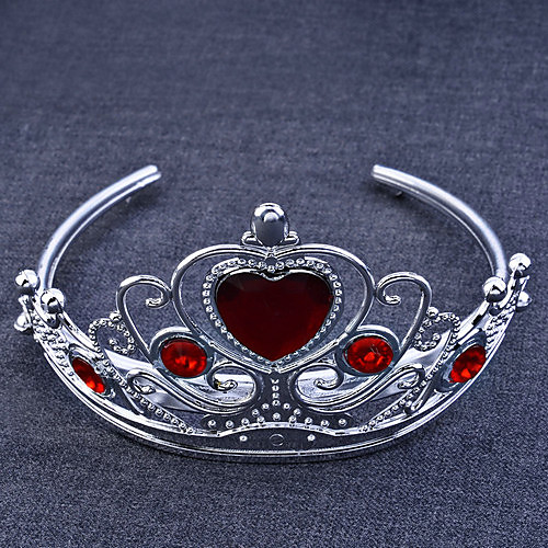 Фиолетовый Diamond Princess Crown Хэллоуин Головной убор (1 шт) Lightinthebox 85.000