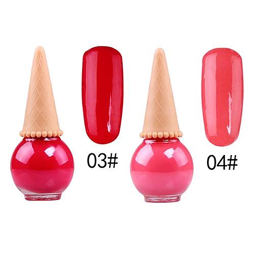 Мороженое Shaped блестками Лак для ногтей № 1-6 (разных цветов) Lightinthebox 171.000