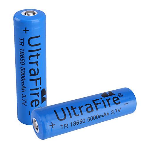 Ultrafire SF-002B Аккумуляторные батарейки (5000mAh), в наборе 4 шт. по 3.7V Lightinthebox 642.000