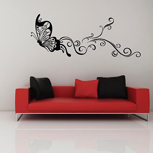 Танцы Бабочка стикер стены Lightinthebox 1288.000