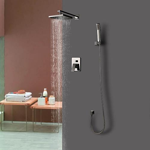 Sprinkle от LightInTheBox - Современный смеситель для душа с 8-дюймовым голову душ  ручной душ Lightinthebox 8593.000