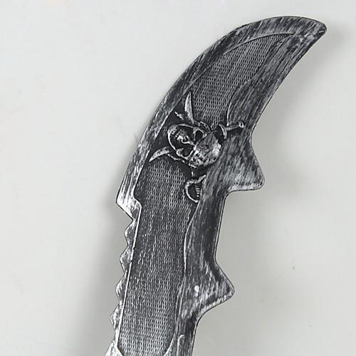 Пиратские Пластиковые 30см Нож Хэллоуин Lightinthebox 240.000