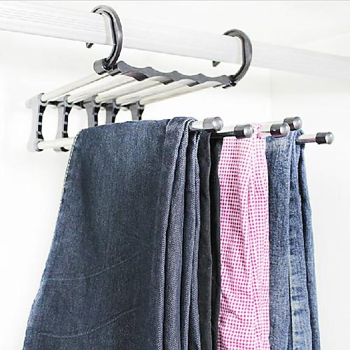 Вешалка для штанов 5 в 1 из нержавеющей стали (разные цвета) Lightinthebox 321.000