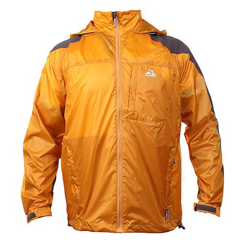 Рассвет мужская сверхлегкий дождь куртка дышащая ветровка Lightinthebox 1503.000