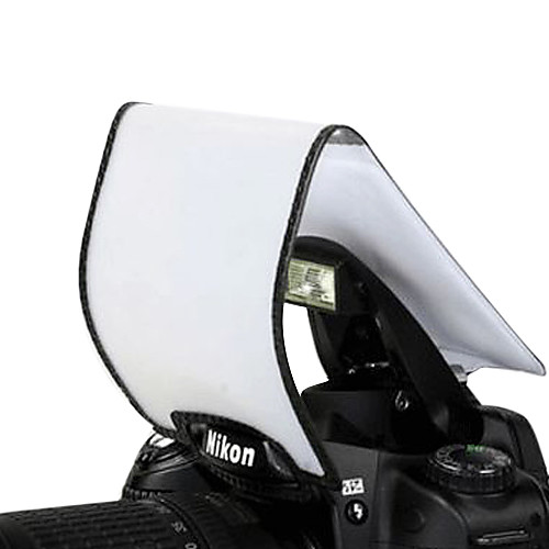 Светорассеиватель Pixco для Canon 60D 600D 7d 5d II Nikon D7000 D3100 D5100 Lightinthebox 70.000