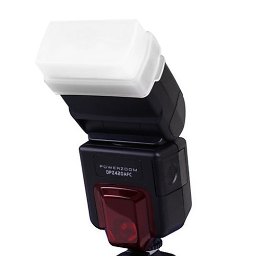 Флэш отказов диффузор для Canon 380EX Speedlite 380 EX Lightinthebox 107.000