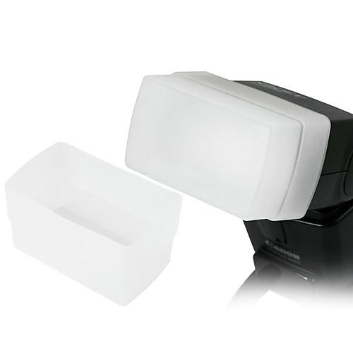 Отказов рассеиватель для вспышки Canon 550EX 540EZ Lightinthebox 107.000