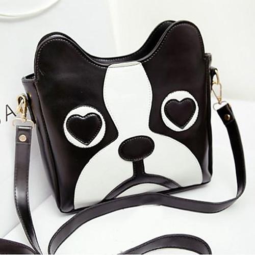 Мода мультфильма милые собаки План главы сумка через плечо Lightinthebox 1022.000