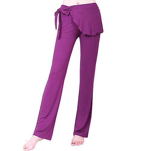 Танцевальная одежда Удобная нижняя Йога Модальные для дам больше цветов Lightinthebox 858.000