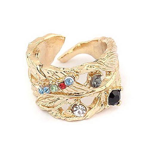 Изысканное кольцо сплав с Rhinestone женщин (больше цветов) Lightinthebox 89.000