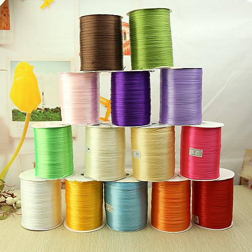 3/8-дюймовый пятно ленты - 870 двора (больше цветов) Lightinthebox 521.000