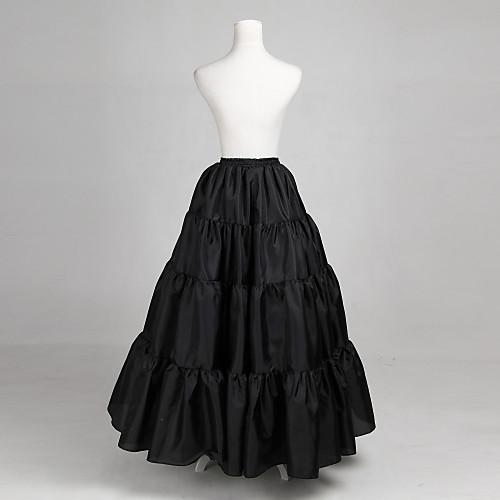 Полиэстер-Line Полная длина Свадебные скольжения / Petticoat Lightinthebox 1503.000