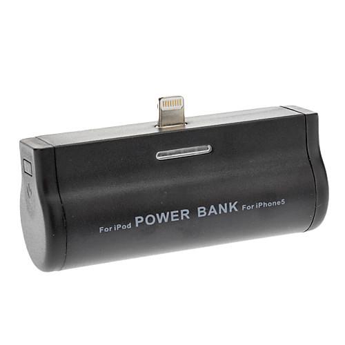 Аккумулятор портативный 3000mAh с Micro USB штэкером для Ipod/iPhone и др. (850mA 5V, 56cm, цвета в ассортименте) Lightinthebox 392.000