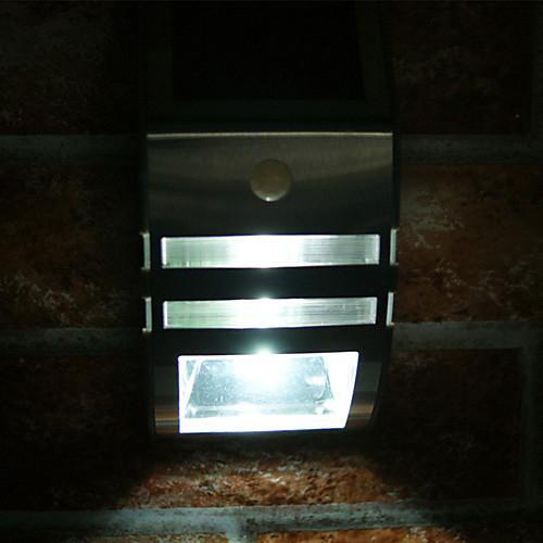 Солнечная Белый стены света с ИК датчик движения (цис-57122) Lightinthebox 1718.000