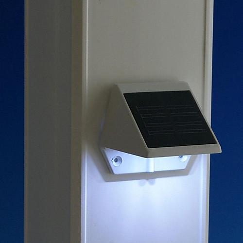 Солнечные светодиодные Путь Путь лестниц Настенная лампа Сад (цис-57163) Lightinthebox 644.000