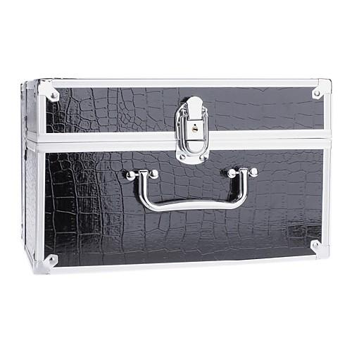 Новые Pro визажист косметической Поезд сумка Box Set Кодовый замок Алюминиевые Lightinthebox 1759.000