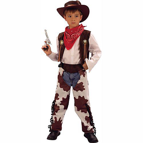 Западные Ковбой Дети Хеллоуин костюм Lightinthebox 1288.000